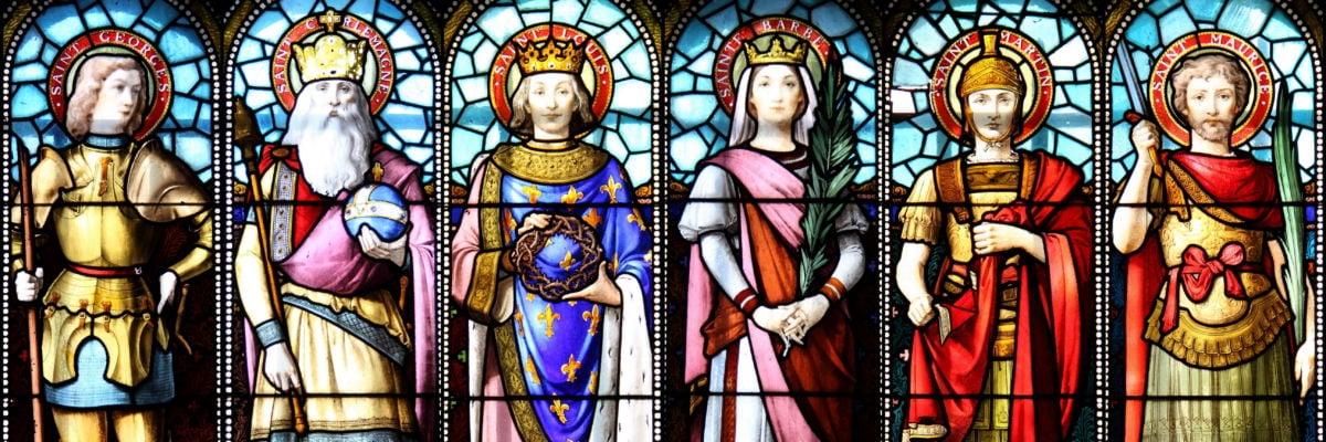 Saint Worship?   Catholic Answers