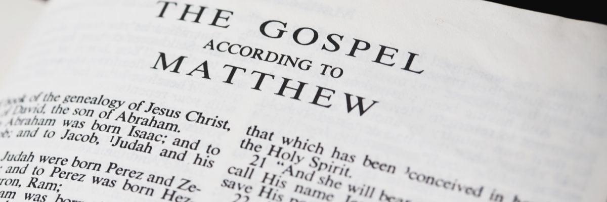 Was Matthews Gospel First Written in Aramaic or Hebrew