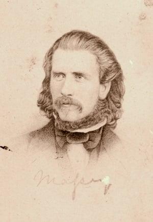 Gerald Massey portrait