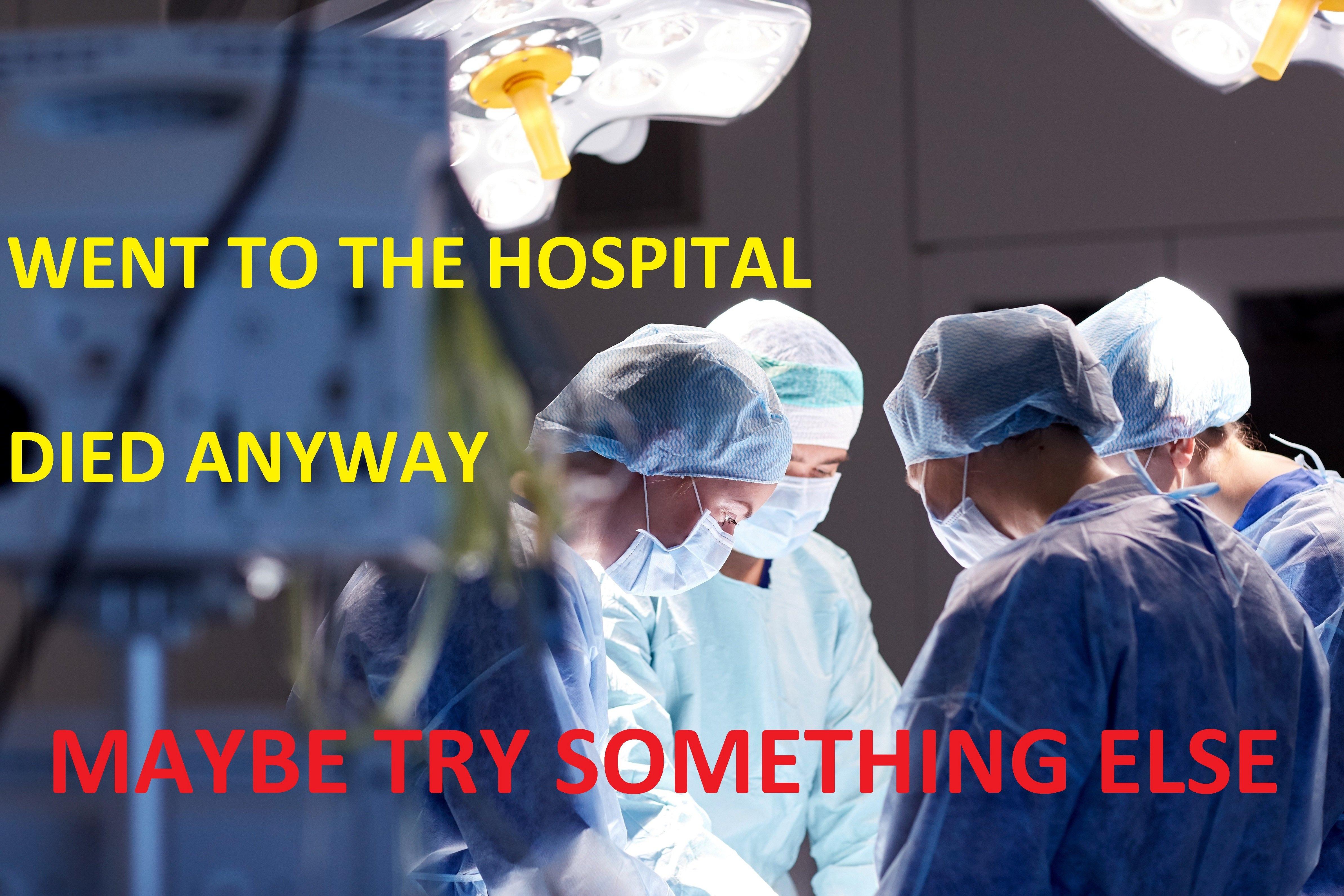 Hospital meme